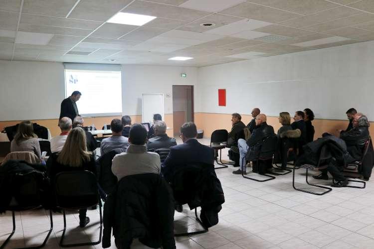 F d ration des entrepreneurs du pays salonais aesp salon for Lyofal salon de provence