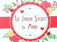 LE JARDIN SECRET DE MARIE