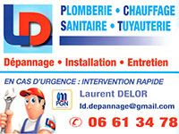 LD PLOMBERIE CHAUFFAGE SANITAIRE