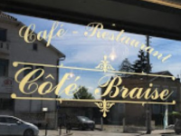 RESTAURANT COTE BRAISE