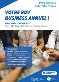 Business Place Pays Salonais